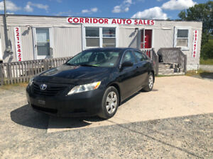 2009 TOYOTA CAMRY (1 YEAR WARRANTY INCLUDED IN THE PRICE!)