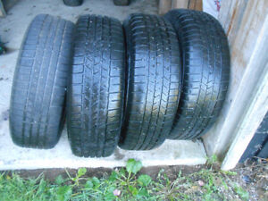 18 inch Winter Tires - Size 235/65/R18