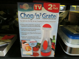 """Chop """"n"""" Grate Kitchen Tool For Sale at Nearly New!"""