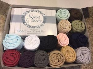 Sweet Sheet Bedding