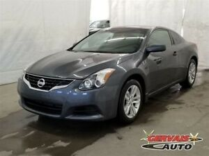 Nissan Altima 2.5 S Coupe Toit Ouvrant MAGS 2013