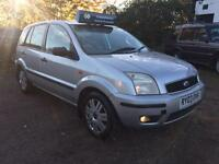 2003 Ford Fusion 1.6 100bhp-FULL HISTORY-CLEAN CAR