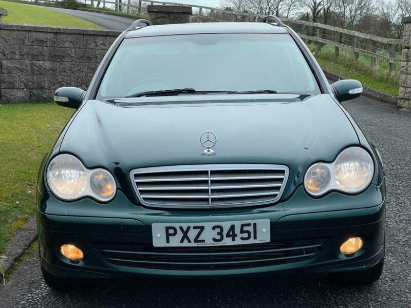 2005 Mercedes-Benz C180 Kompressor 1.8 SE Estate