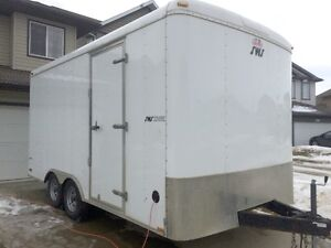 Fully self-contained food trailer for sale.  $25,000.