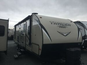 *SAVE $2000** 2018 Tracer Air 265  Couple unit