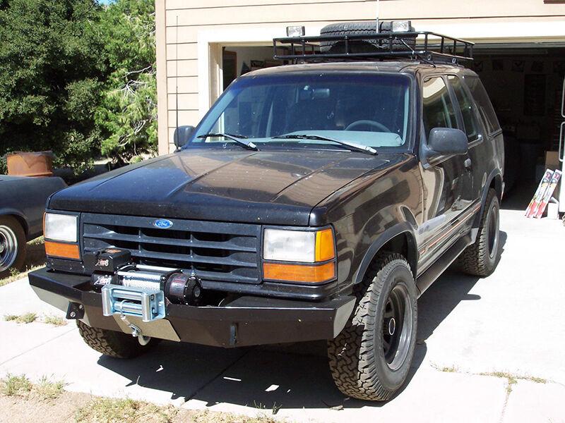 SUV der ersten Generation - der Ford Explorer und seine Besonderheiten