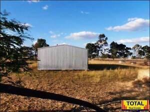 TOTAL Industrial Shed and Land fully fenced! Millmerran Toowoomba Surrounds Preview