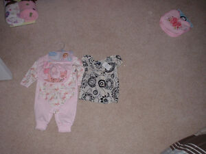 Four-Piece Piglet Set for Girl