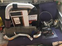Mazda rx8 turbo kit with reconditioned turbo