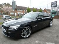 BMW 730 3.0TD ( 258bhp ) ( s/s ) Auto 2013MY d M Sport
