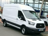 2018 Ford NEW TRANSIT 350 L3 Long Wheel Base van 130PS Rear Wheel Drive PANEL VA