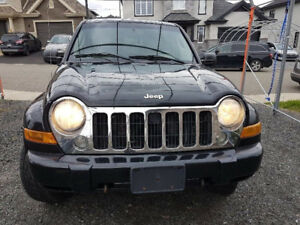 jeep liberty édition Limited 2007