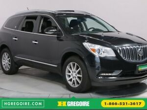 2015 Buick Enclave AWD 7PLACES BLUETOOTH  CAMERA RECUL CUIR HAYO