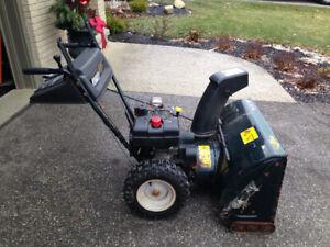 """Yardworks 10.5 hp 29"""" Wide Snowblower"""