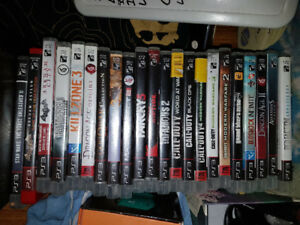 Playstation 3 NM 22 games