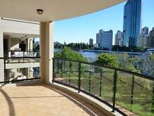 Sub-penthouse, absolute riverfront, best views of the city Kangaroo Point Brisbane South East Preview