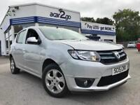2015 Dacia SANDERO LAUREATE TCE Manual Hatchback