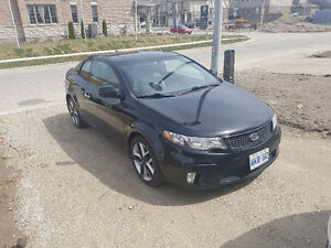 2011 Kia Other SX Coupe (2 door)