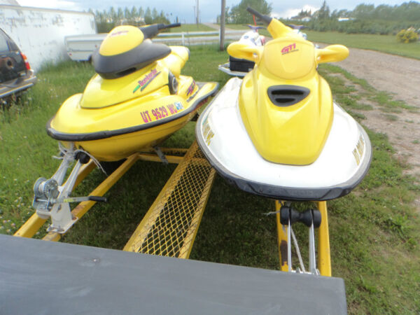 sea doo brp gti and xp for sale canada. Black Bedroom Furniture Sets. Home Design Ideas