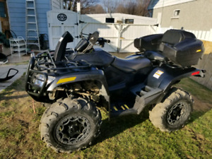 2015 arctic cat mud pro 1000 limited esp