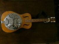 Dobro Resonator Guitar