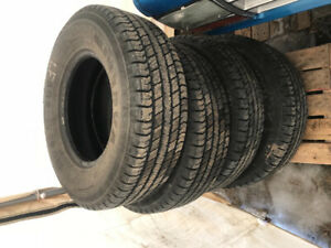 Summer tires off a 2008 ford ranger