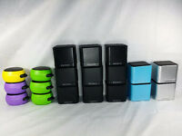 Lot of 19 Insignia Portable Line-In Speaker 3.5mm AUX