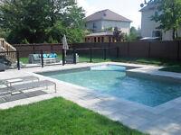 piscines creusées