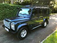 Land Rover Defender 110 XS 2.4 TDCI *LEFT HAND DRIVE* JUST 34,000 MILES*