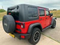 2021 Jeep Wrangler 3.8 V6 Rubicon Unlimited Auto 4WD 4dr SUV Petrol Automatic