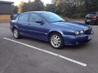 JAGUAR X TYPE 2.0 DIESEL- ONE PREVIOUS OWNER
