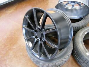 20'' Black Mamba Wheels in three different colors *NEW* Strathcona County Edmonton Area image 1