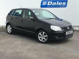 2008 Volkswagen Polo 1.2 Match 60 5dr 5 door Hatchback