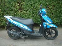 Suzuki Address 110 SCOOTER
