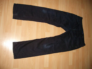 """JEANS ''' G- Star """""""" --- near new -- size 34 """" / 36 """""""
