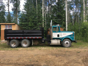 1991 International Dumptruck for sale