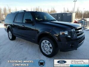 2014 Ford Expedition Max Limited|Rem Start|Nav|2nd Row Captain C