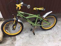 Kids bmx bike 18 inch