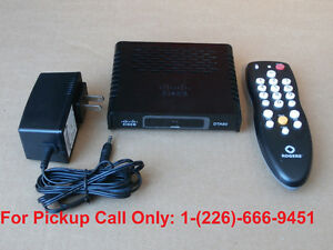 how to turn on rogers cable box
