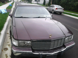 CadillacFleetwood 3500 certifed ready to go