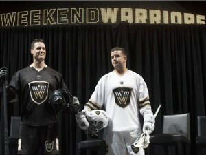 VANCOUVER WARRIORS V COLORADO MAMMOTH + UP TO FOUR SECTION 119 C