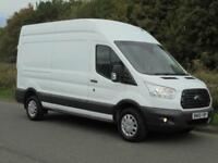 2015 (65) FORD TRANSIT T350 L3H3 TREND LWB HIGH ROOF 125 RWD, AIR CON, FINANCE??