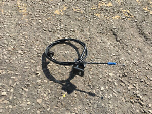 2015 Honda Civic Sedan Hood Latch Cable