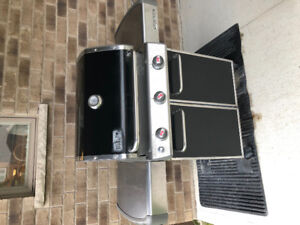 Weber BBQ barbecue Natural Gas Hook up