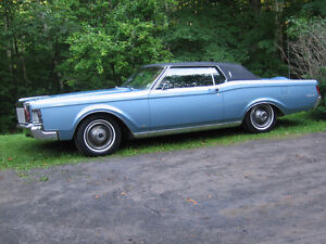 1969 Lincoln MkIII