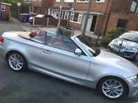 Bmw 1 series convertible m sport 2.0 don't miss out!