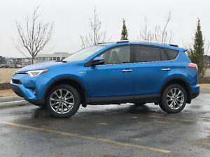2016 Toyota RAV4 SUV, Crossover