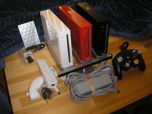 Wii Console NES SNES SEGA 2TB Hard Drive 1000 WII GC GAMES ~SALE