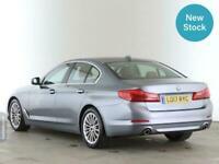 2017 BMW 5 Series 520d Efficient Dynamics SE 4dr Auto SALOON Diesel Automatic