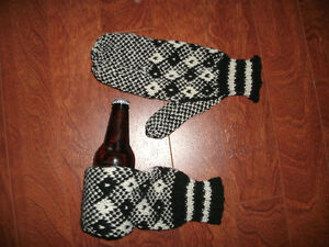 Beer mitts/Gloves